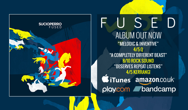 Fused - OUT NOW